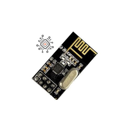 ماژول +NRF24L01 - برد SMD