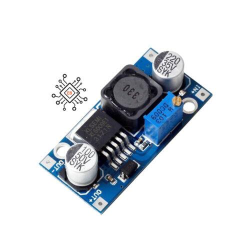 ماژول افزاینده ولتاژ با تراشه XL6009 مبدل Dc to Dc Converter Booster