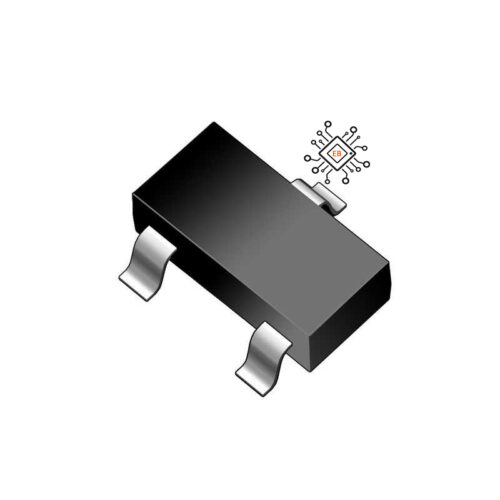 ترانزیستور 2SA1015 (BA) smd