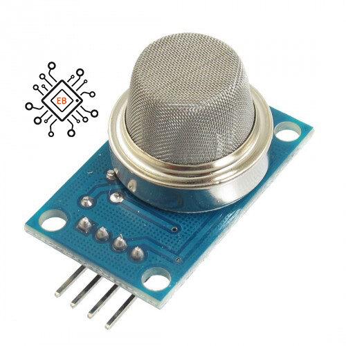 ماژول MQ5 بدنه فلزی سنسور تشخیص گاز شهری