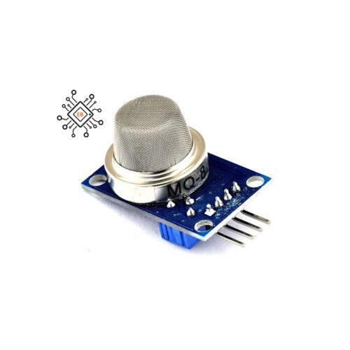 ماژول MQ8 سنسور تشخیص گاز هیدروژن