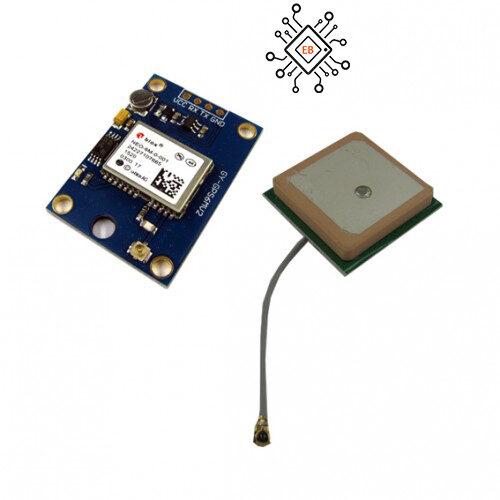 ماژول GPS مدل Ublox Neo 6M V2