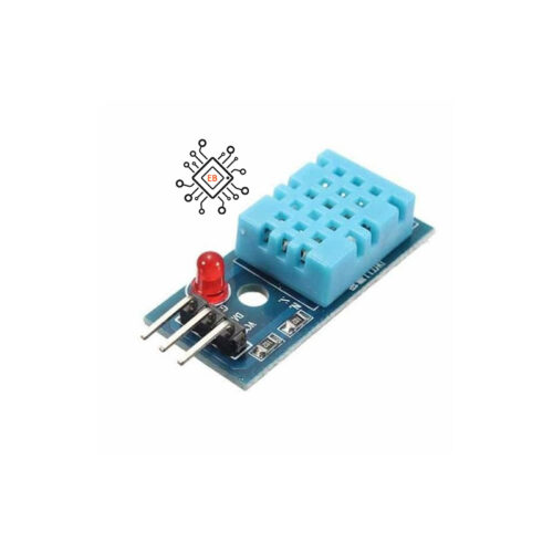 ماژول سنسور دما و رطوبت DHT11