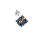 ماژول ساعت با تراشه DS1307 و رابط I2C Tiny RTC Module