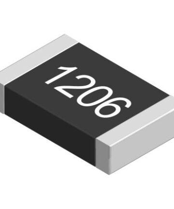 1UF 50V smd1206 (پک5تایی)