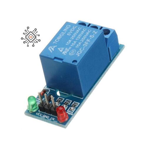ماژول رله تک کانال Relay Module 5V