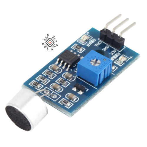ماژول سنسور شدت صوت