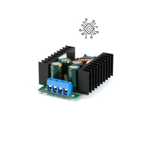 ماژول تغذیه کاهنده 10A تراشه XL4016E تنظیم جریان و ولتاژ