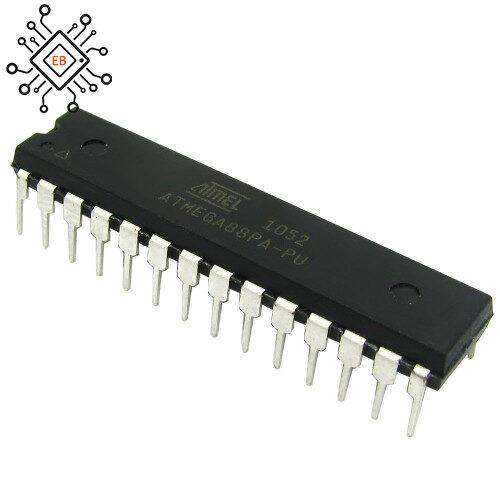 میکروکنترلر ATMEGA168PA پکیج DIP