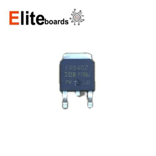 ترانزیستور ماسفت IRF540 SMD 28A 100V N-channel