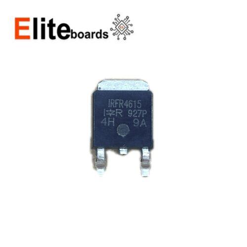 ترانزیستور ماسفت IRFR4615 SMD 33A 150V N-channel