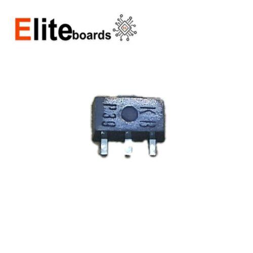 ترانزیستور ماسفت BSS192 SMD 0.2A 240V P-channel
